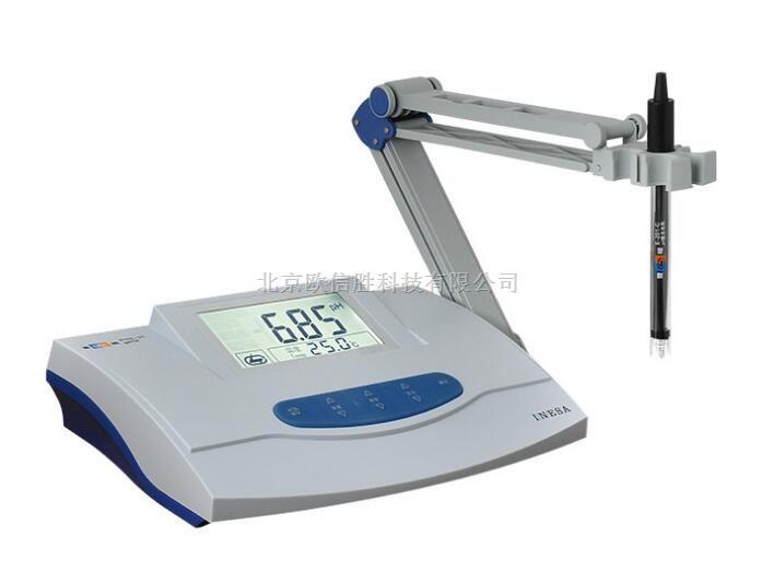上海雷磁PHS-3E精密酸度计数显台式PH计
