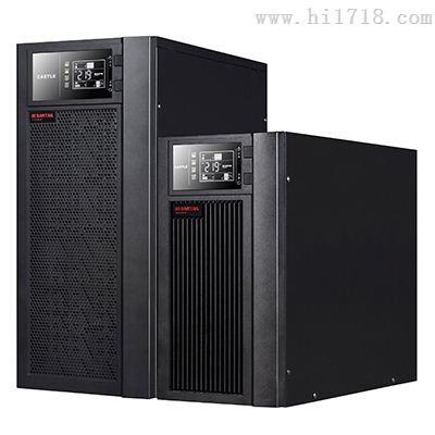 山特ups电源c10ks带载8000瓦数外挂电池组