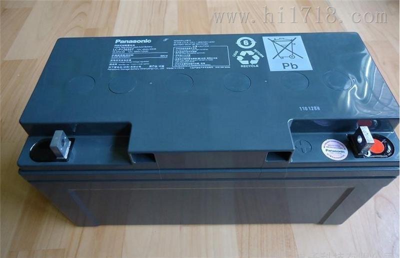 松下LC-P12100ST免维护项目专用蓄电池