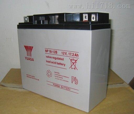 NP24-12免维护蓄电池汤浅12V24AH蓄电池报价参数