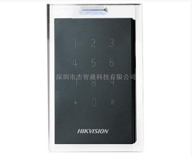 海康感应式门禁读卡机 DS-K1101M(K)