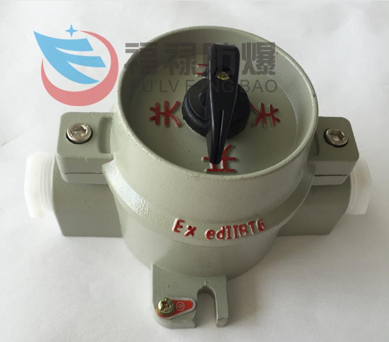 供应BZM-10防爆照明转换开关