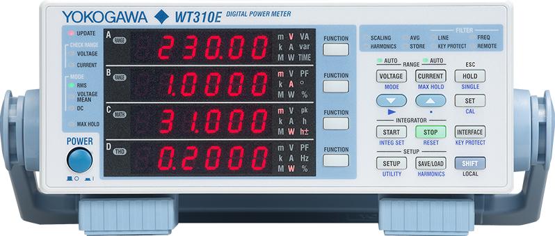 横河WT310E电参数测量仪 WT332功率分析仪 功率计
