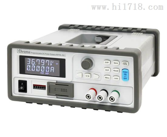 Chroma 62000L系列直流电源