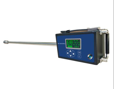 阻容法烟道烟气含湿量检测仪便携式湿度直读仪