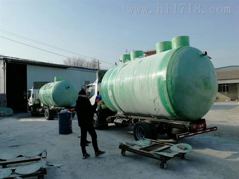 医疗废水处理装置 一体化设备