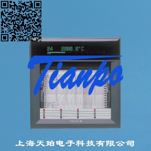 YOKOGAWA有纸工业记录仪437112-2