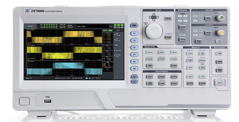 致远ZST6000光伏逆变器测试仪