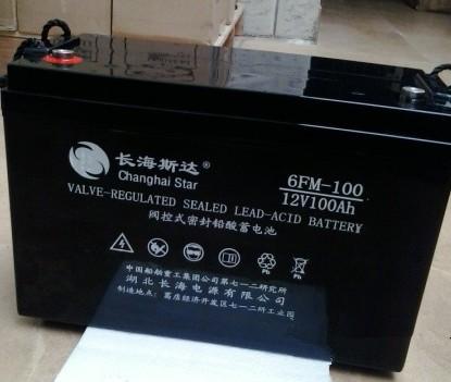 长海斯达蓄电池6FM-150 12V150AH技术参数
