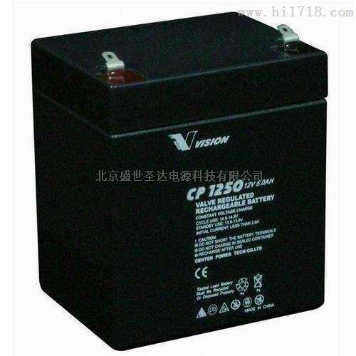 威神蓄电池CP12750H价格12V5AH