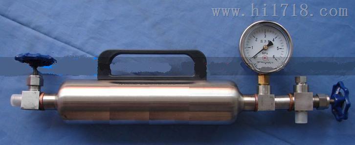 WJ77-JN3001H高温气体采样器