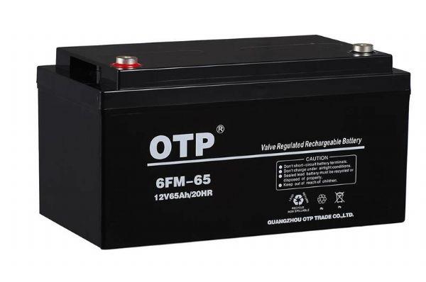 沈陽OTP蓄電池6FM-24 12V24AH/20HR