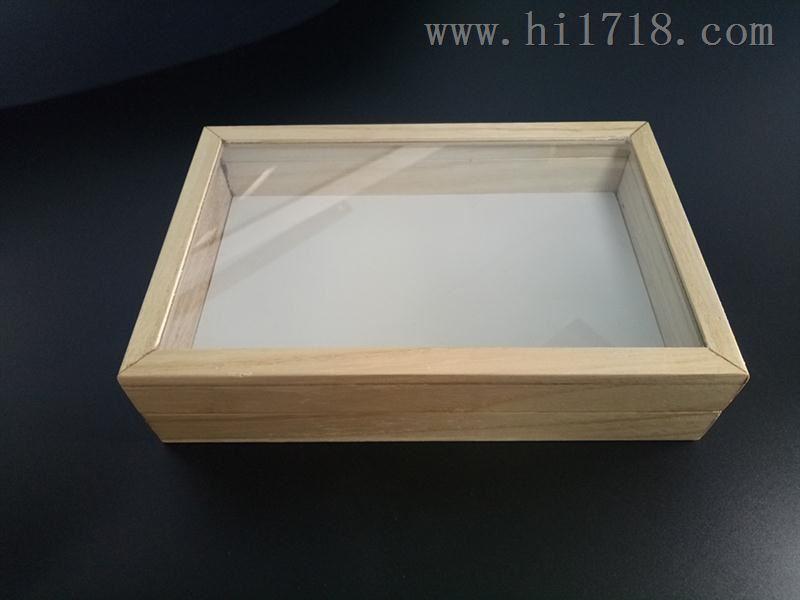 实木标本盒 可针插 智科仪器