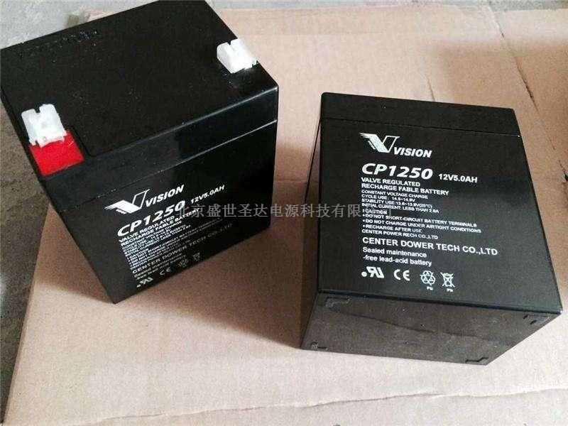 12V7AH威神蓄电池CP1270 尺寸