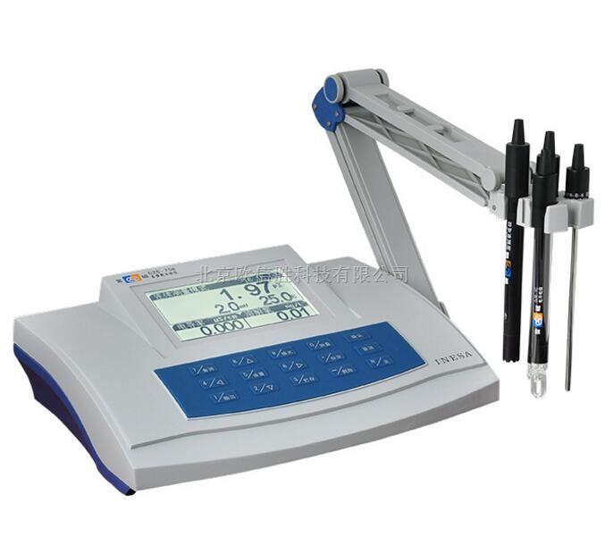 雷磁实验室PHSJ-3F台式pH计酸度测定仪