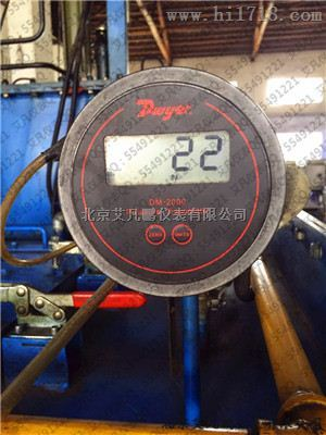 Dwyer DM-2000系列数显微差压变送器