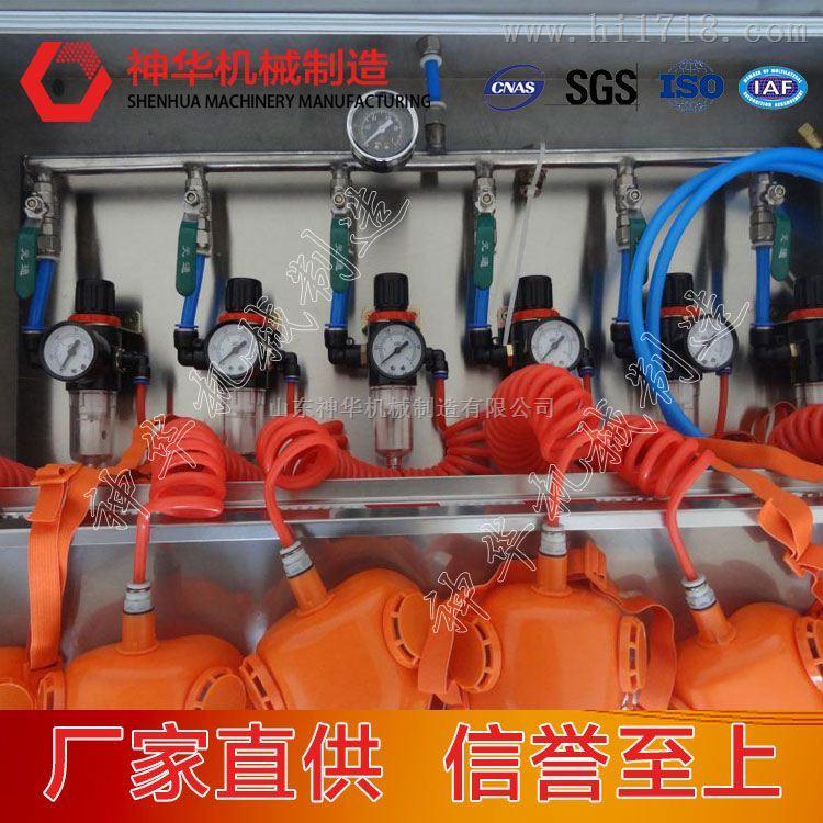 压风自救装置的工作原理