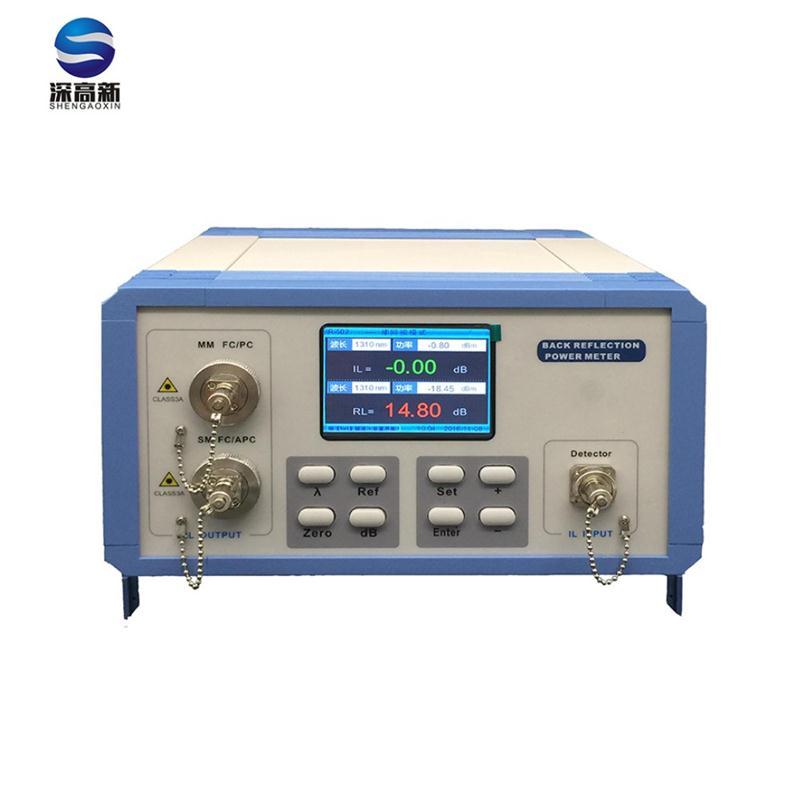 SGX-501彩屏插回损测试仪 插回损测试仪