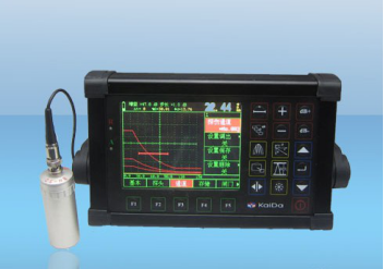 数字式超声波探伤仪AG610
