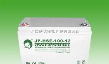 劲博铅酸蓄电池JP-HSE-100-12厂家直销
