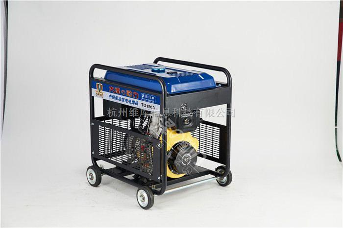 大泽230A柴油发电电机多少钱