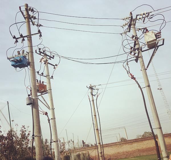 户外高压分界断路器厂家