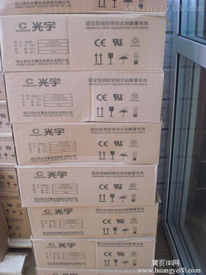 光宇蓄电池6-GFM100/12V100AH价格