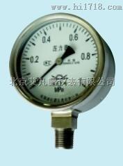 布莱迪——YQHB-100安全型压力表