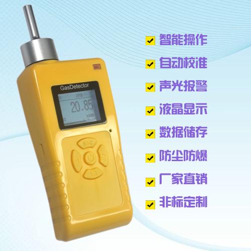 泵吸式氨气检测仪深圳鑫海瑞生产