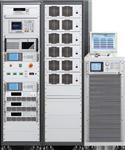 Chroma 8000交流充電樁自動測試系統