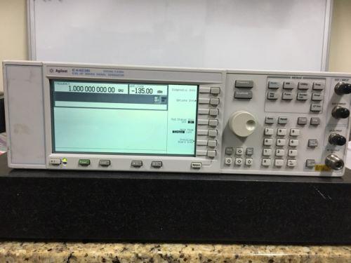 *内置函数发生器 新推出的agilent esg-ap系列模拟信号发生器可以为