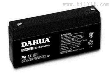 大华蓄电池12v3.3ah电梯应急电源 正品