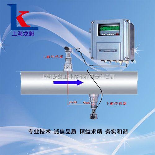上海TDS型插入式超声波流量计