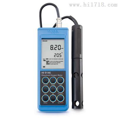 意大利哈纳 HI9146 便携式溶解氧测定仪DO