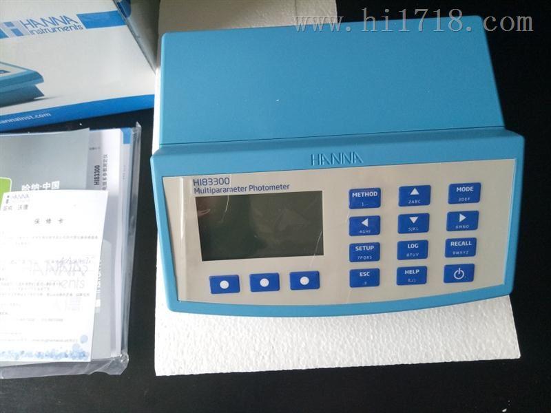 意大利HI83300  微电脑多参数离子浓度测定仪