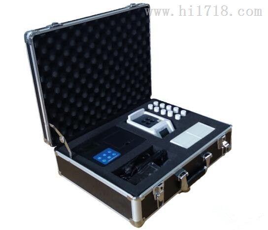 LB-216B便携式COD氨氮总氮多参数水质测定仪