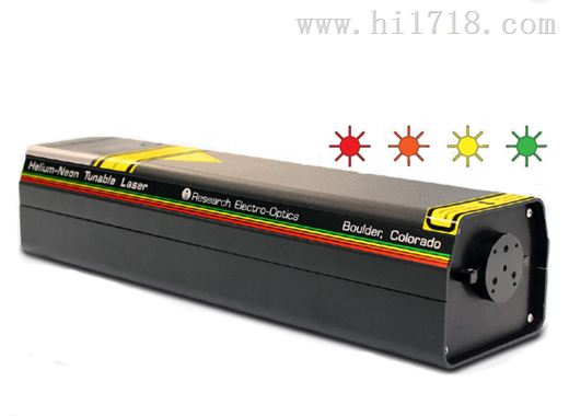 波长可调谐氦氖激光器