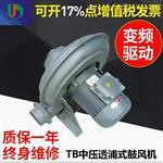 1.5KW台湾TB中压透浦式鼓风机