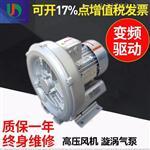 涡流式0.75KW高压鼓风机
