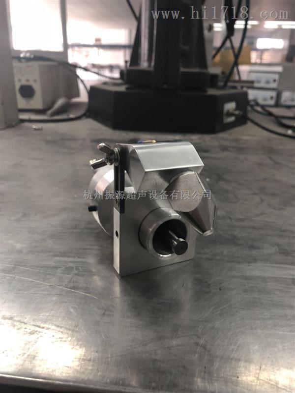 超声波喷涂加气雾化器