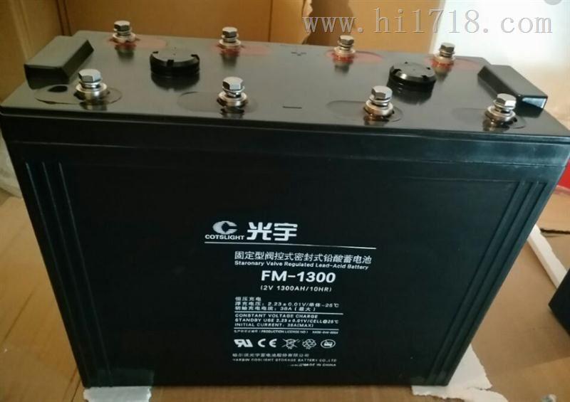 光宇蓄电池GFM-1000光规格2v1000AH