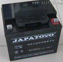 东洋蓄电池6G-FM38厂家报价
