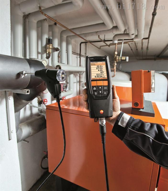 德国德图testo 320 高效烟气分析仪