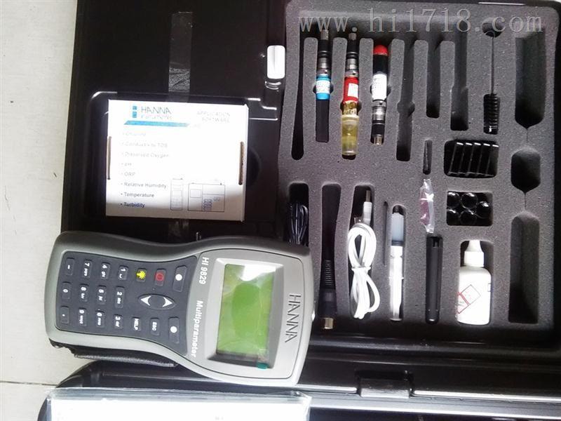 意大利哈纳HI98292水质分析测定仪