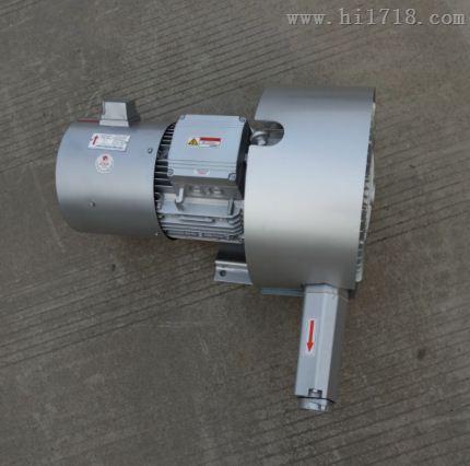 水底曝气专用双段式高压鼓风机