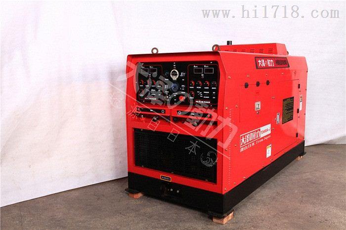 静音式500A大型柴油发电电焊机