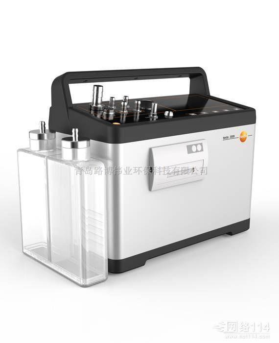 德图滴滴testo 3008热电厂焦化炉烟尘采样器