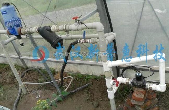 农业物联网温室智能感知控制系统