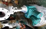 上海湖泉J941H電動DN32法蘭截止閥