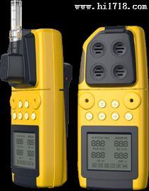便携式可燃有毒气体探测器